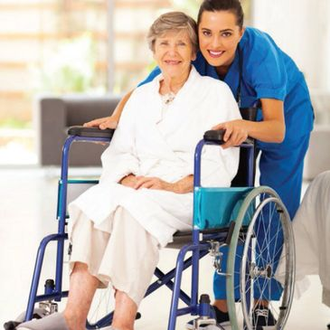Nursing service for Oakland, Macomb, Wayne counties
