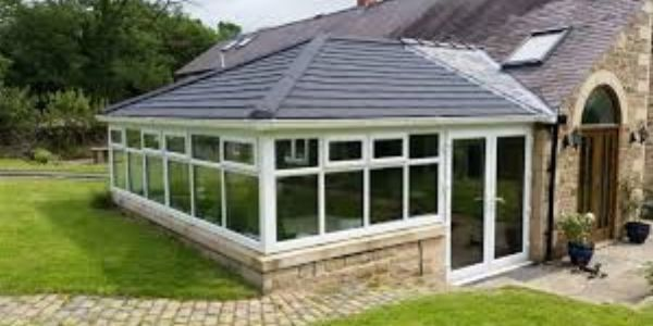 Guardian solid conservatory roof system, Guardian tiled roof system, warm roof Superior Trade Frames