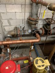 Domestic Water Pump Repair