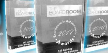 SES Lighting wins award for LED Tennis Sports Lighting Conversions for third consecutive year