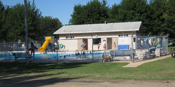 City Park and Swimming Pool Hartford Area Sioux Falls Lots For Sale