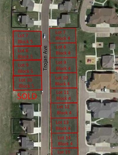 Western Meadows Hartford Area Sioux Falls Lots For Sale