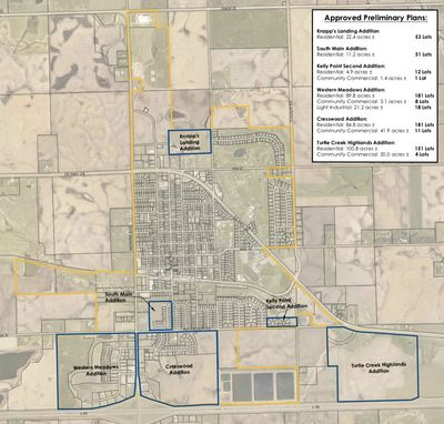 Build in Hartford Area Sioux Falls Lots For Sale