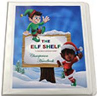 ELF SHELF HOLIDAY SHOP IN SCHOOL HOLIDAY SHOP SANTA HOLIDAY STORE PENGUIN PATCH  NATALIE'S ELF SHELF