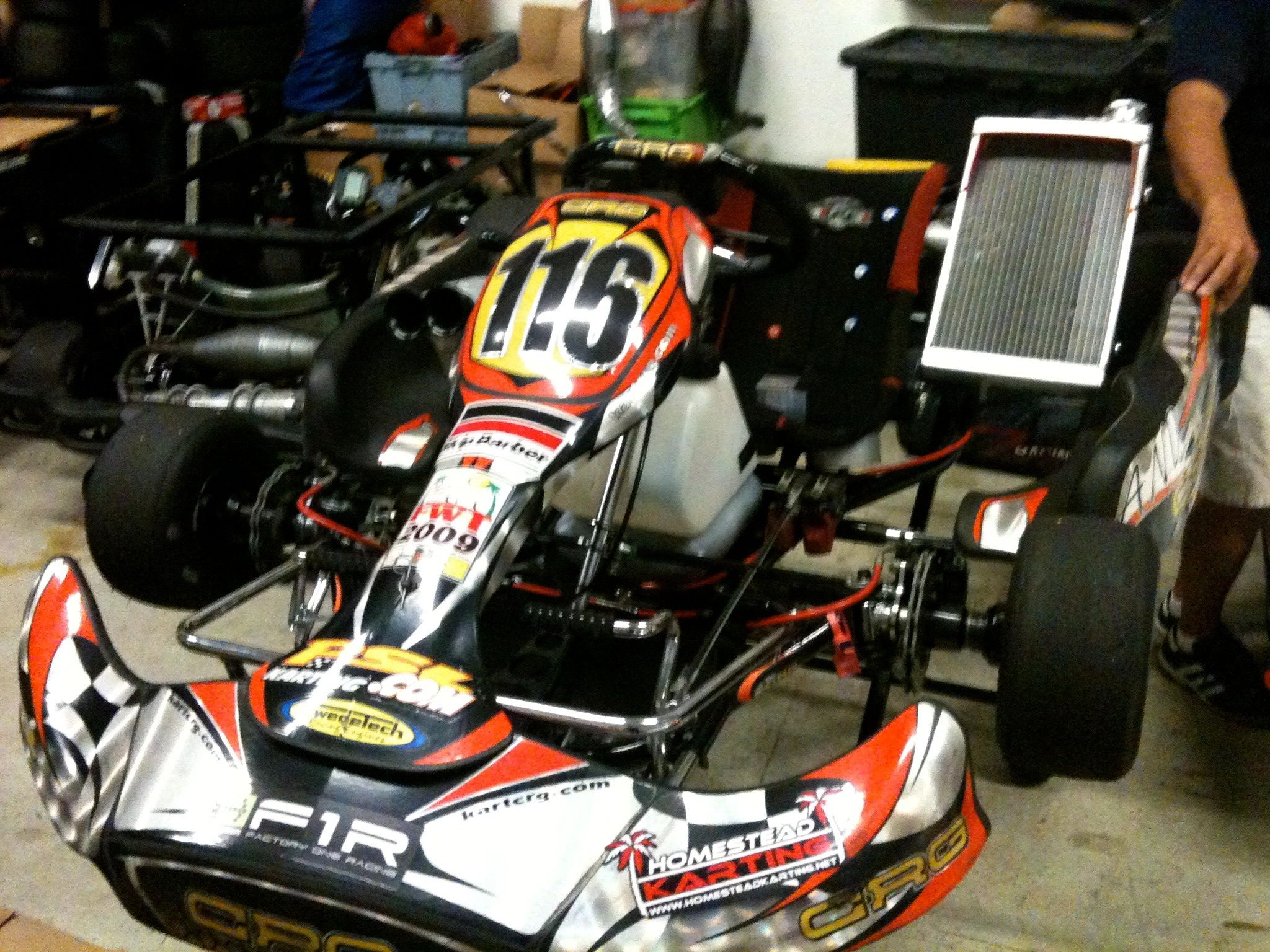 Shifter Karts   Shutters in Paradise