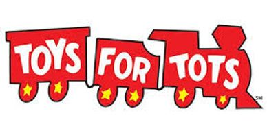 The U. S. Marine Corps Reserve Toys for Tots Program.
