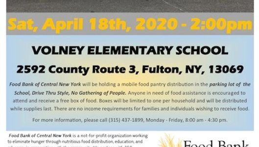 Event of Food Bank of Central New York