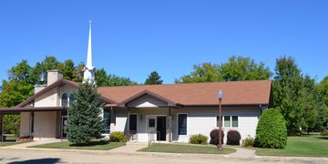 Zion Lutheran Church Embarrass WI