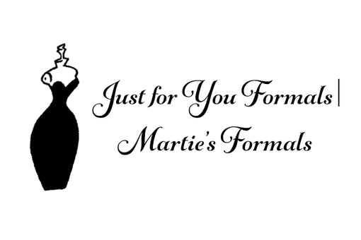 Just For You Formals | Martie's Formals