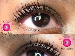 Eyelash Lash Lifting and Tinting Tuscaloosa Alabama