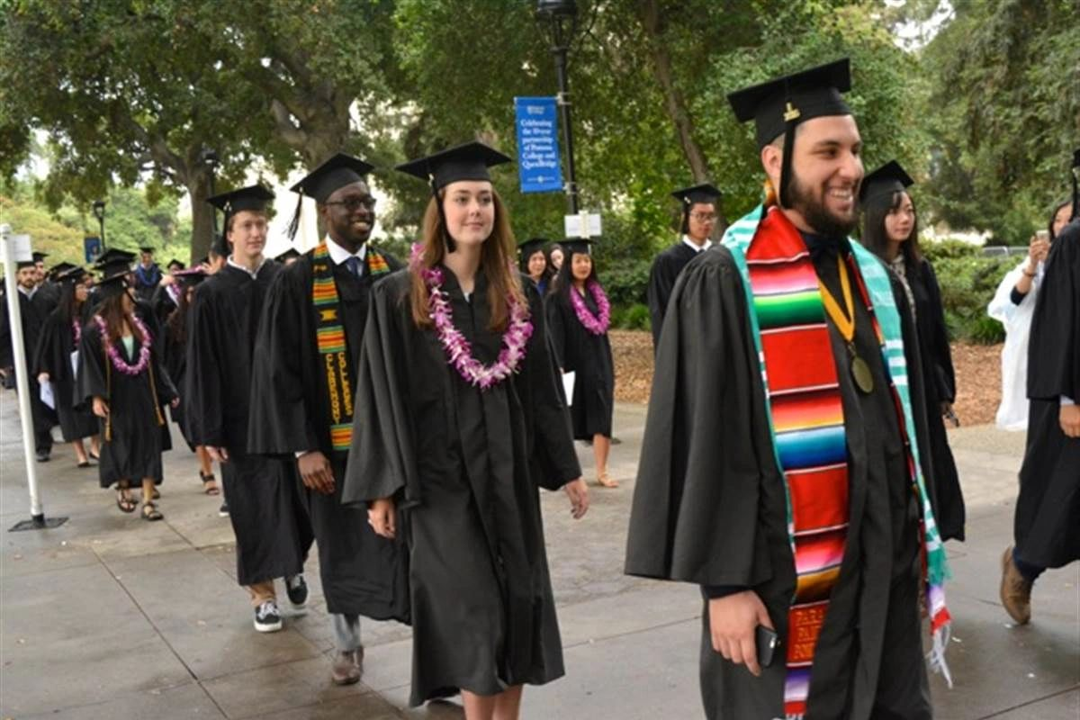 College graduates due to benefactors for low income students