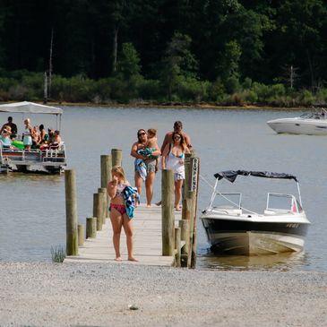 Goosebay Marina and Campground - Campground, Marina, Boating