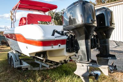 Boat Motors - Goose Bay Marina & Campground - Service Department - Welcome, MD