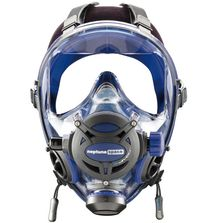 Ocean Reef, Neptune, Space G, Masks with com, Dive Masks,