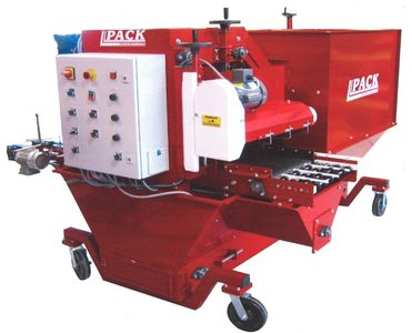 Nursery Automation, Flat Fillers, pot fillers, canning potting machine,