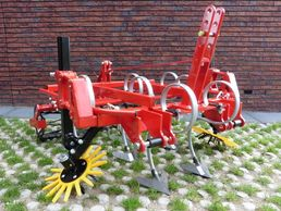 Field cultivator, chisel plow, digger, weeder