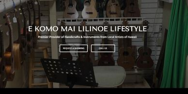 Lilinoe Lifestyle Hilo HI Ukuleles and Guitar