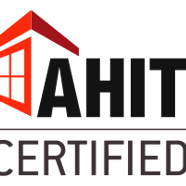AHIT American Home Inspectors Training Certified