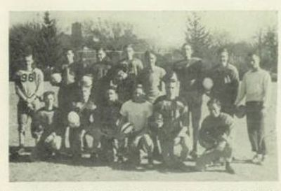1943 Terrill School football team