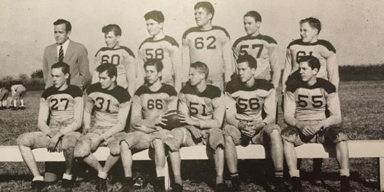 Texas Country Day School 1941 Football Team