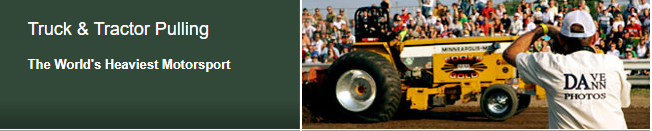 Truck & Tractor Pulling The World's Heaviest Motorsport