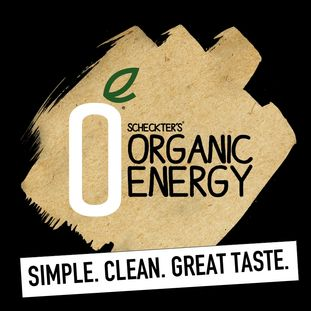 SCHECKTER'S ORGANIC ENERGY DRINKS