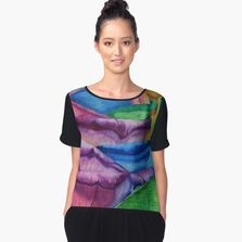 chiffon tops,womens,contrast tank,contour dresses,new,trending,gifts for her,holiday,apparel,joan of