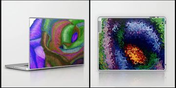 Laptop Skins,iPad Skins,skins,laptop,Joan of Art,gift for him,gift for her,Joan-of-Art,skins,iPad