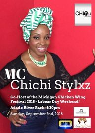 Find out how you can join MC Chichi on Stage at her next event! Go to our contact us page and send h