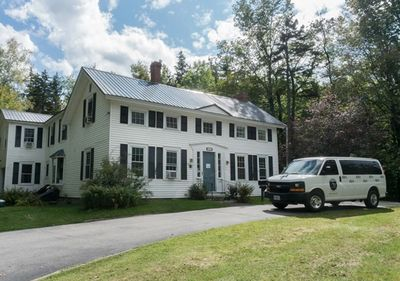Our shuttles range from Glencliff, NH to Monson, ME.