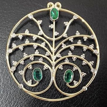 Jewellery Design by Thame Jewellery Workshop jewellery designers