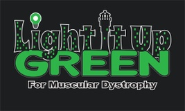 Light it Up Green for Muscular Dystrophy