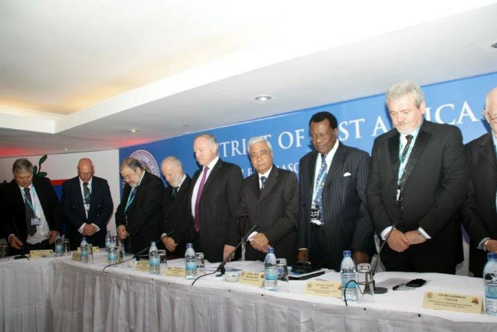 12th Freemasons' Conference