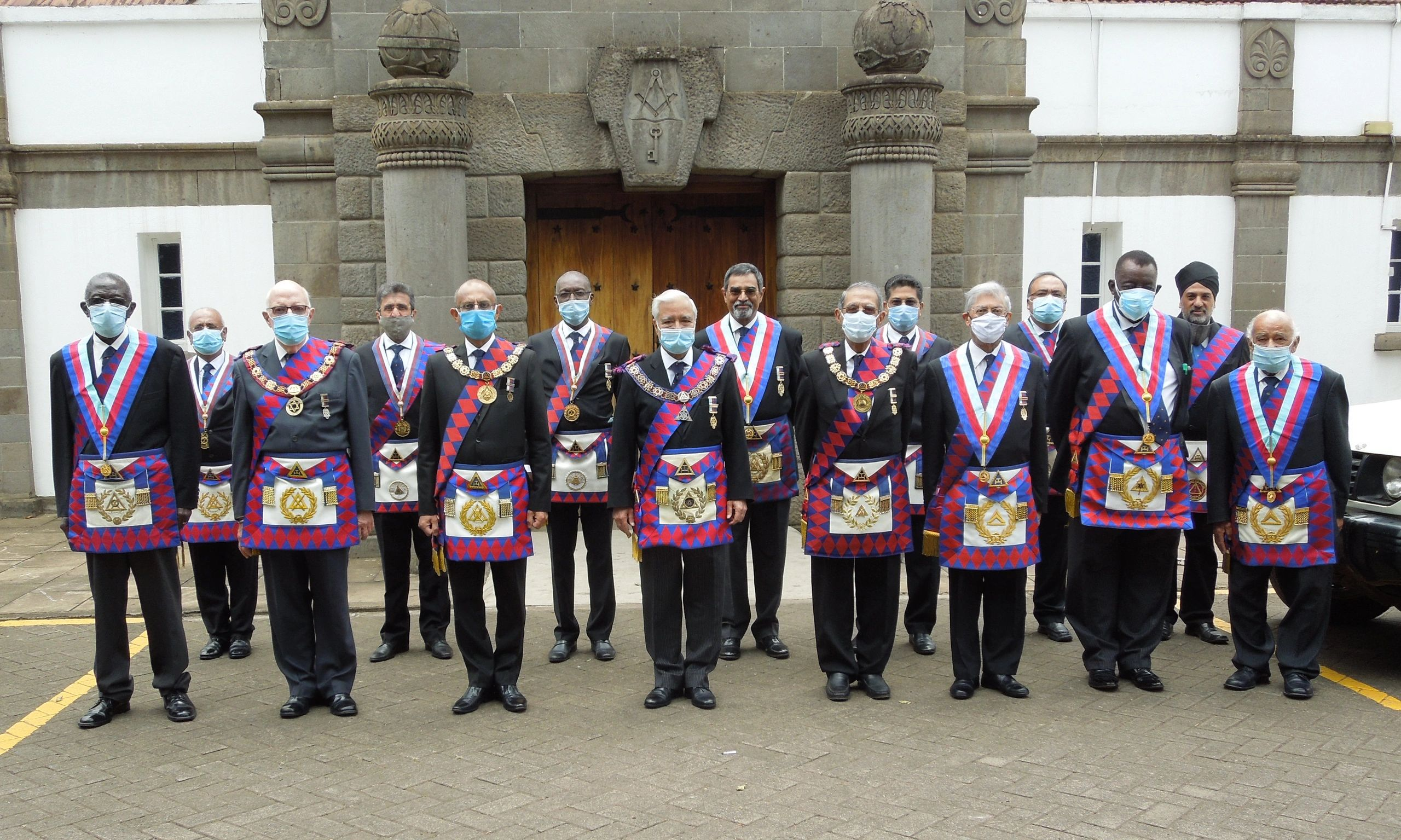 District Grand Chapter Annual Convocation, Saturday 17th October 2020