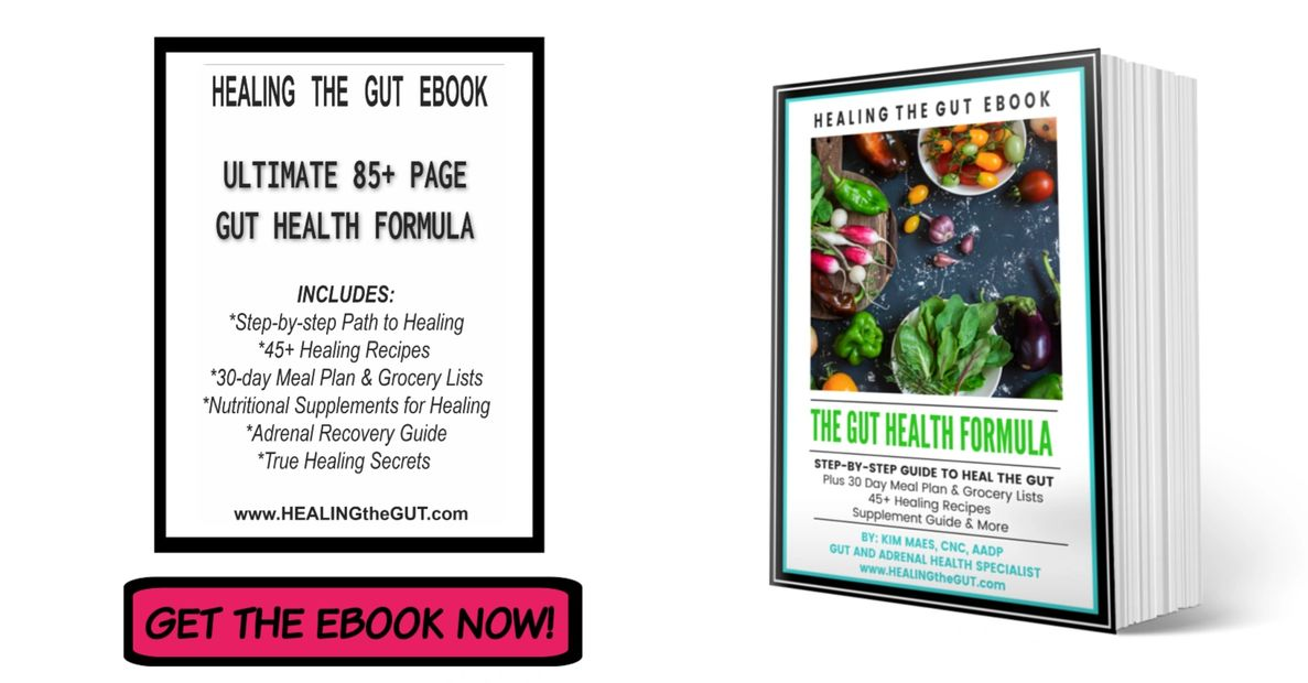 End your leaky gut symptoms for good