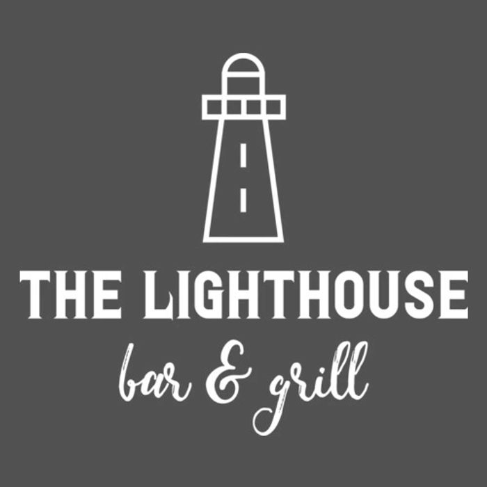 Lighthouse bar and grill logo