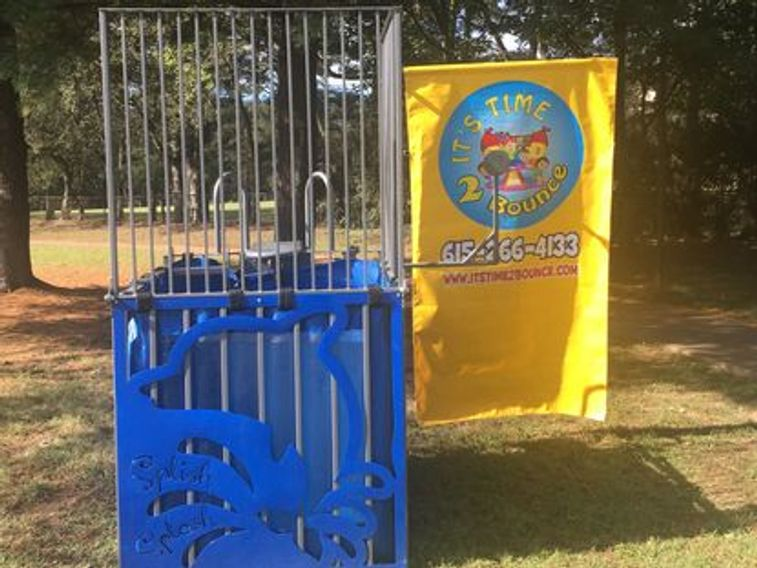 Dunk Tank Rental Nashville TN from www.bouncehouserentalsnashvilletn.com Dunking Booth Rental