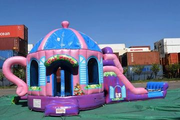 Tea Pot Combo Bounce House Rental Nashville TN from It's Time 2 Bounce. I'm A little teapot bouncer.