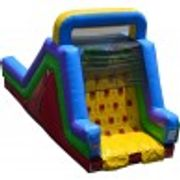 30' Rock Climb Slide Inflatable Obstacle Course from It's Time 2 Bounce in Nashville, TN