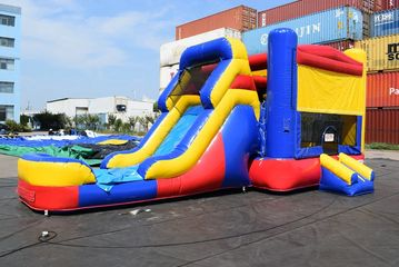 Module Combo Bounce House Rental Nashville TN from It's Time 2 Bounce