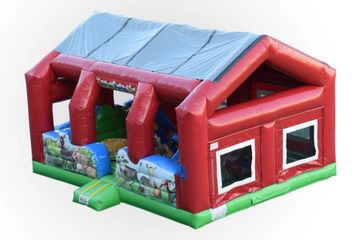 Inflatable Toddle Bounce HOuse Rental Nashville TN from www.itstime2bounce.com
