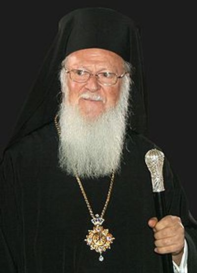 His All-Holiness Patriarch Bartholomew https://www.patriarchate.org/biography