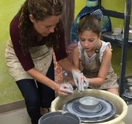 Ceramic Classes for Kids at Temecula Cay