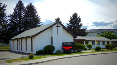 St. Andrew's Lutheran Church, Kamloops
