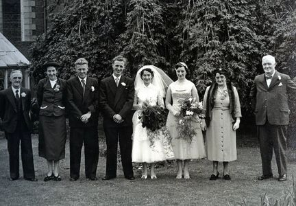 Family history, Wedding Day