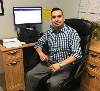 In our Spanish Program, Pablo works in both our Tahama and Butte County Offices.