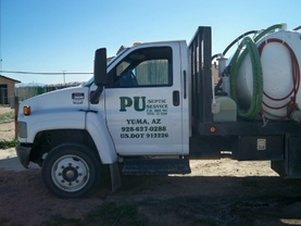 P.U. Septic Services