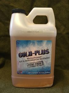 50 Fluid OZ Bottle of Cold-Plus