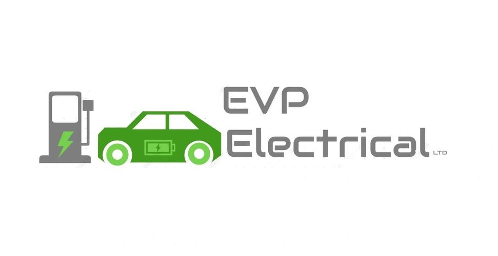 EVP electrical logo