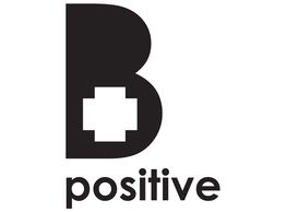 B Positive the podcast logo